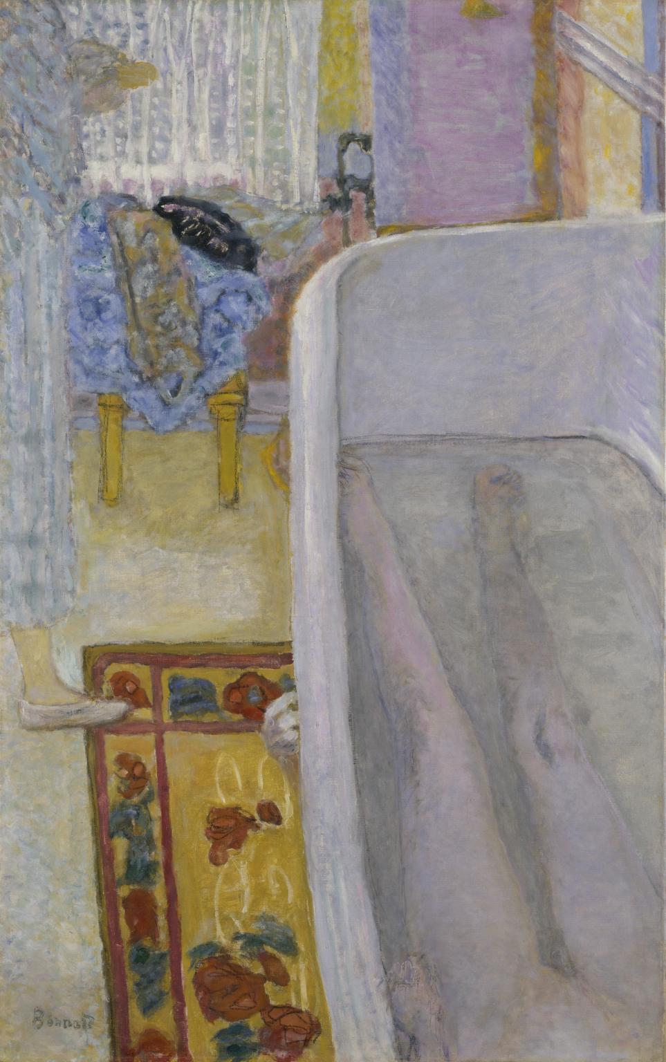 File:Pierre Bonnard - Nu dans le bain.jpg - Wikimedia Commons