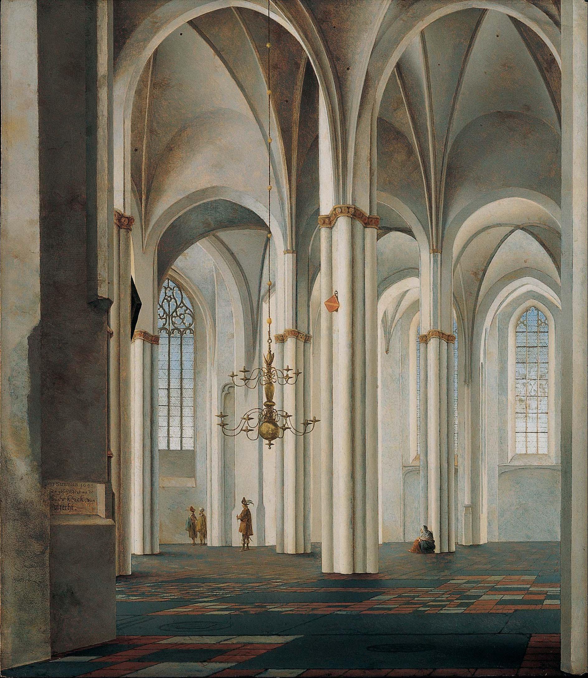 File pieter jansz saenredam interior of the buurkerk for Interior pics
