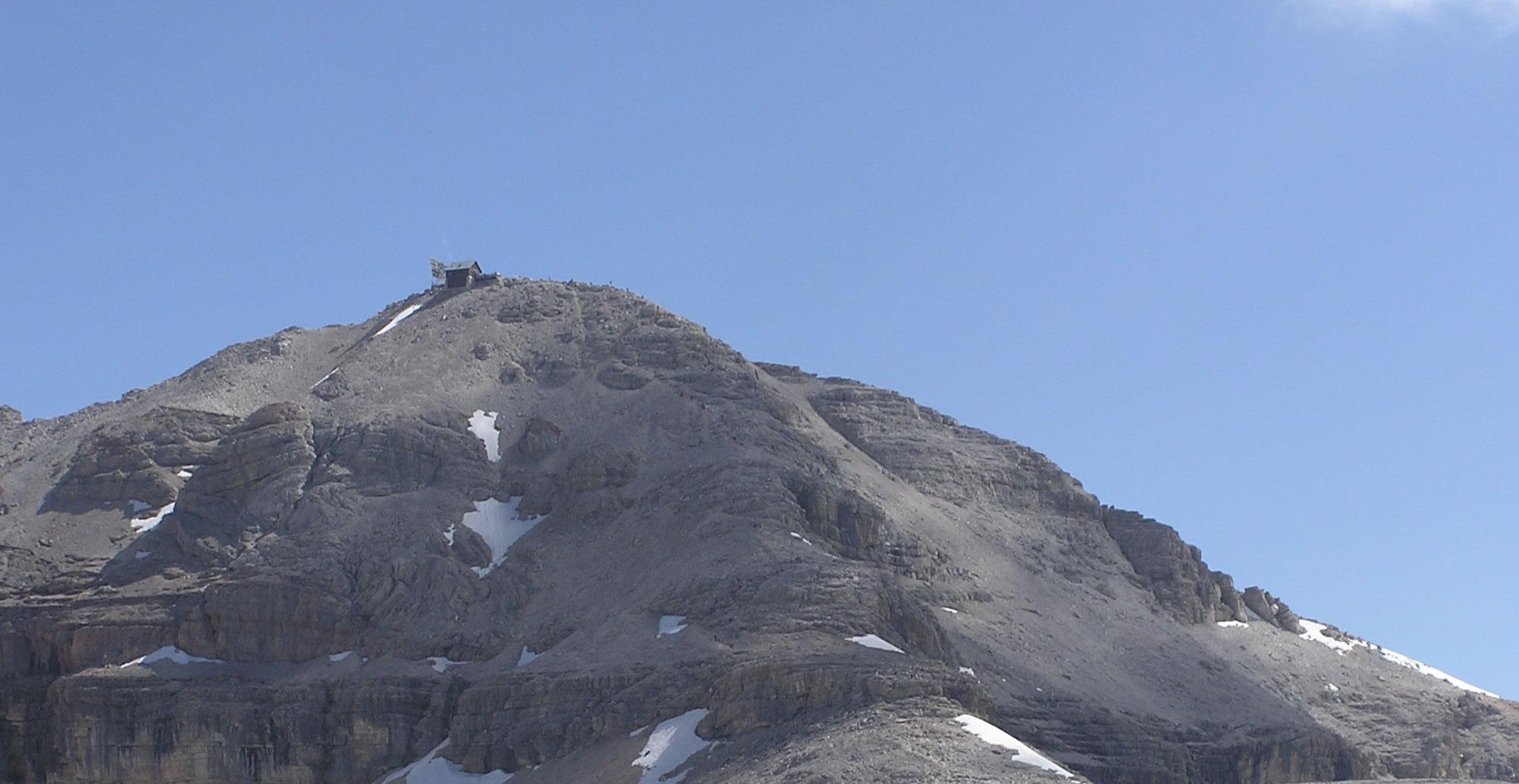 Klettersteig Piz Boe : Piz boè u wikipedia