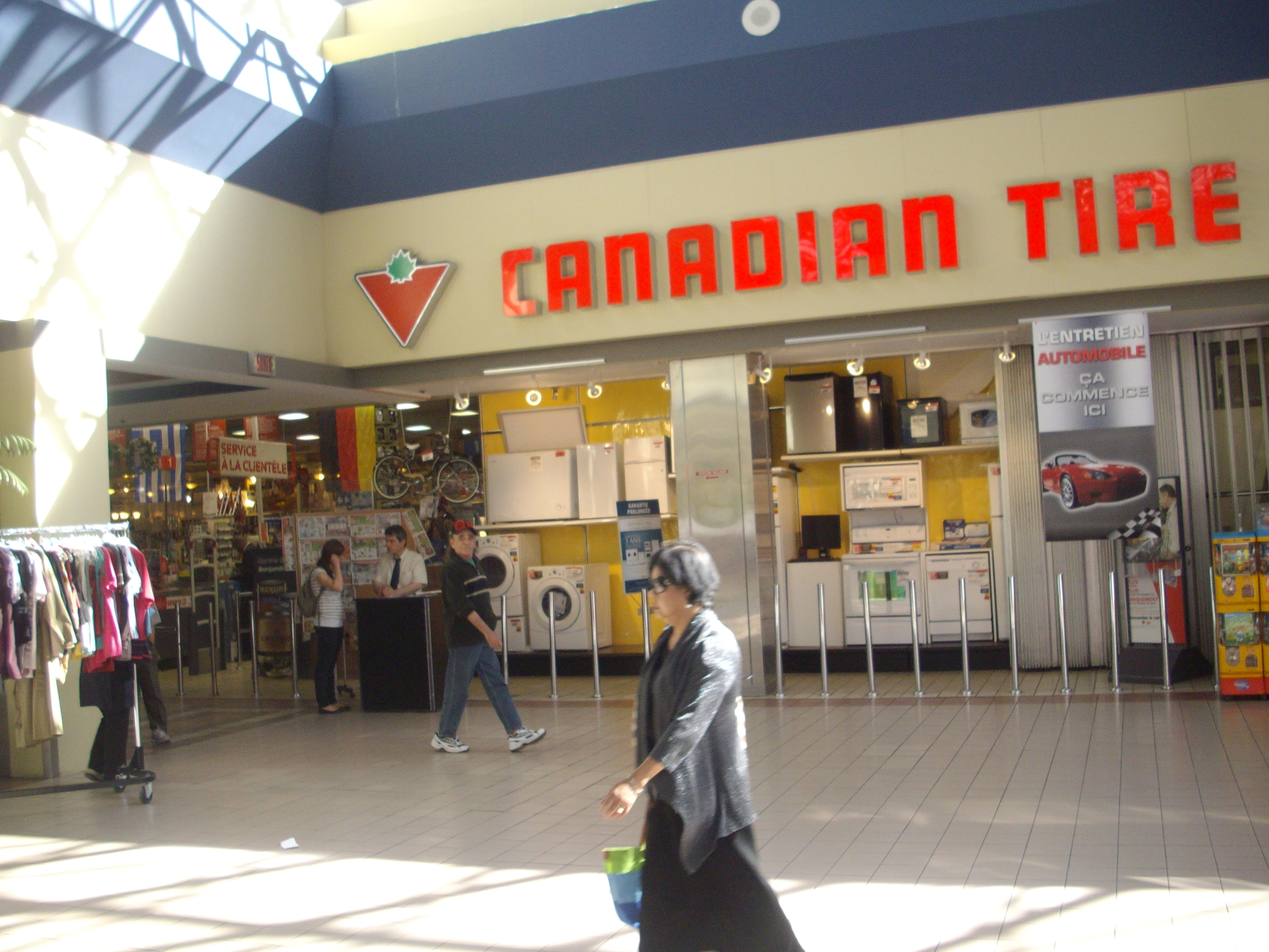 a canadian tire history By the early 1980s canadian tire has run out of room to expand, and takes its tried-and-true business formula into the us it buys a chain of whites stores in texas, but soon finds obstacles as.
