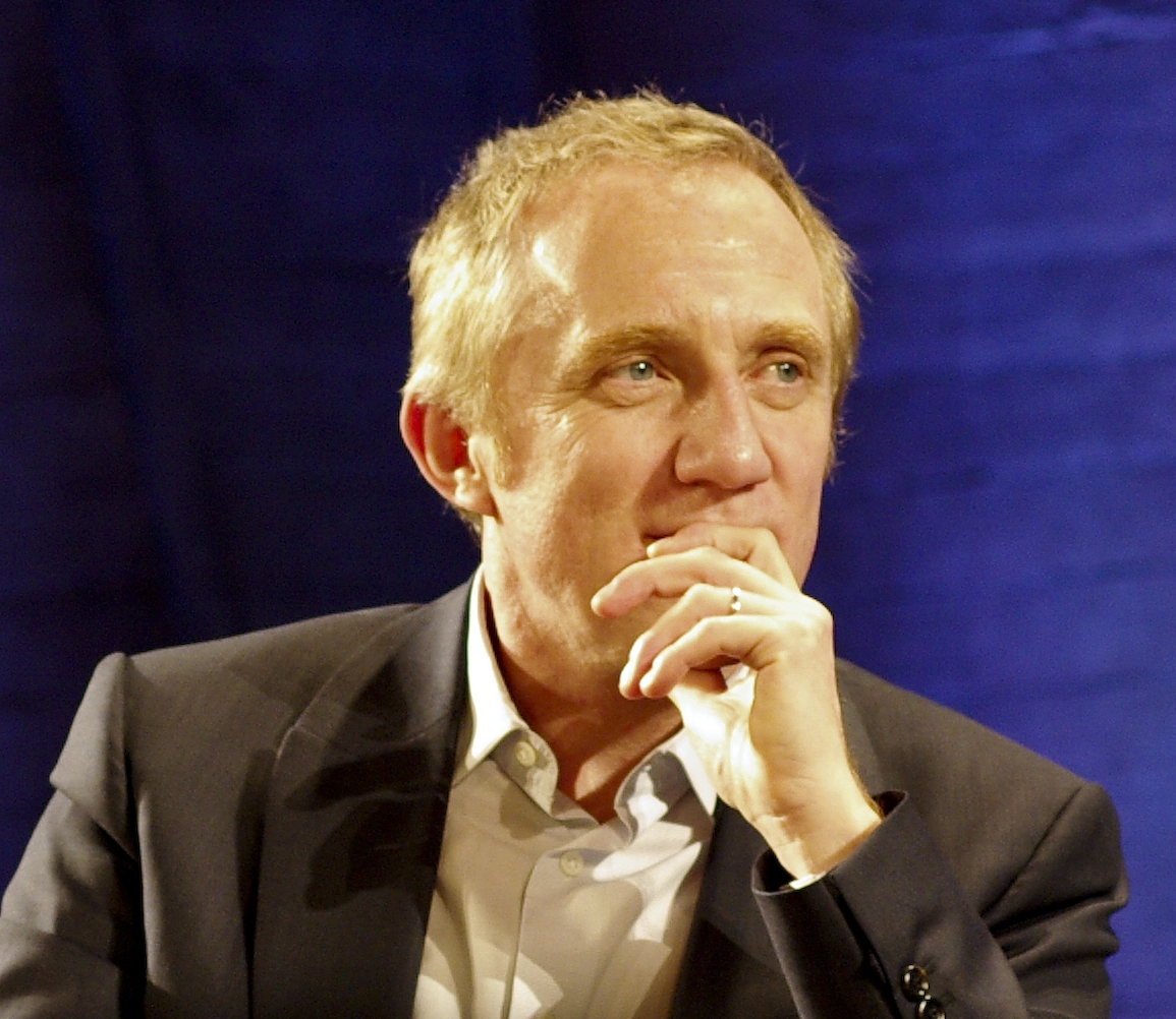 François,Henri Pinault , Wikipedia