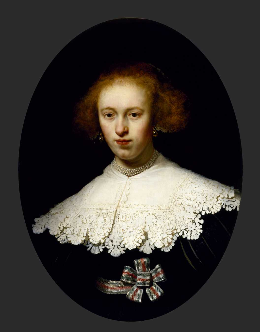 File:Portrait of a Young Woman by Rembrandt, 1633.jpg ...