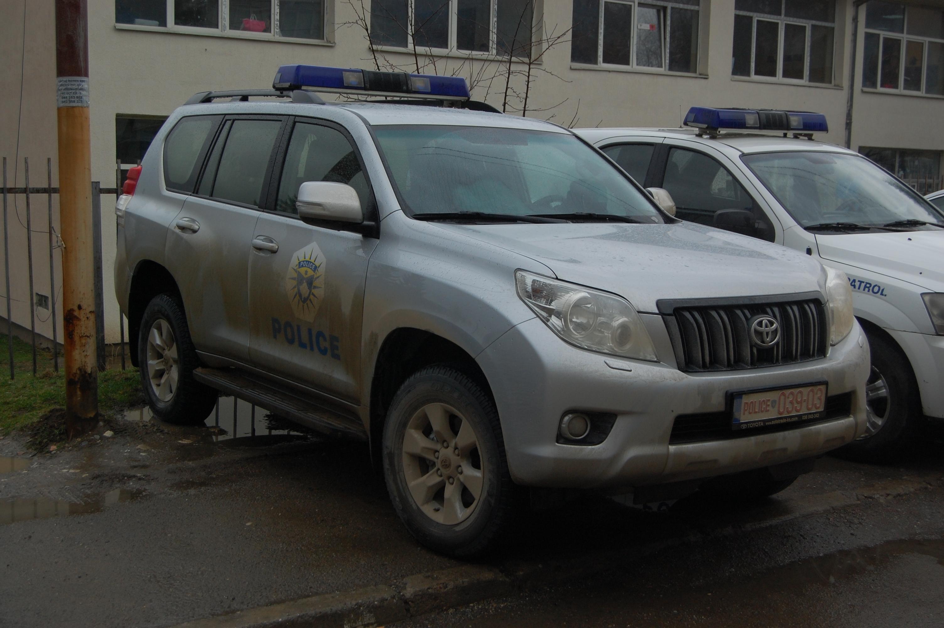PRISTINA GRATUIT POLICE TÉLÉCHARGER