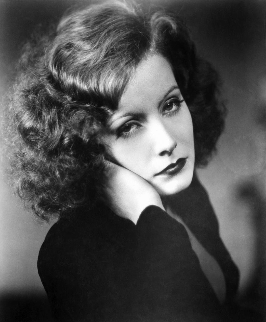 Greta Garbo – photos and quotes