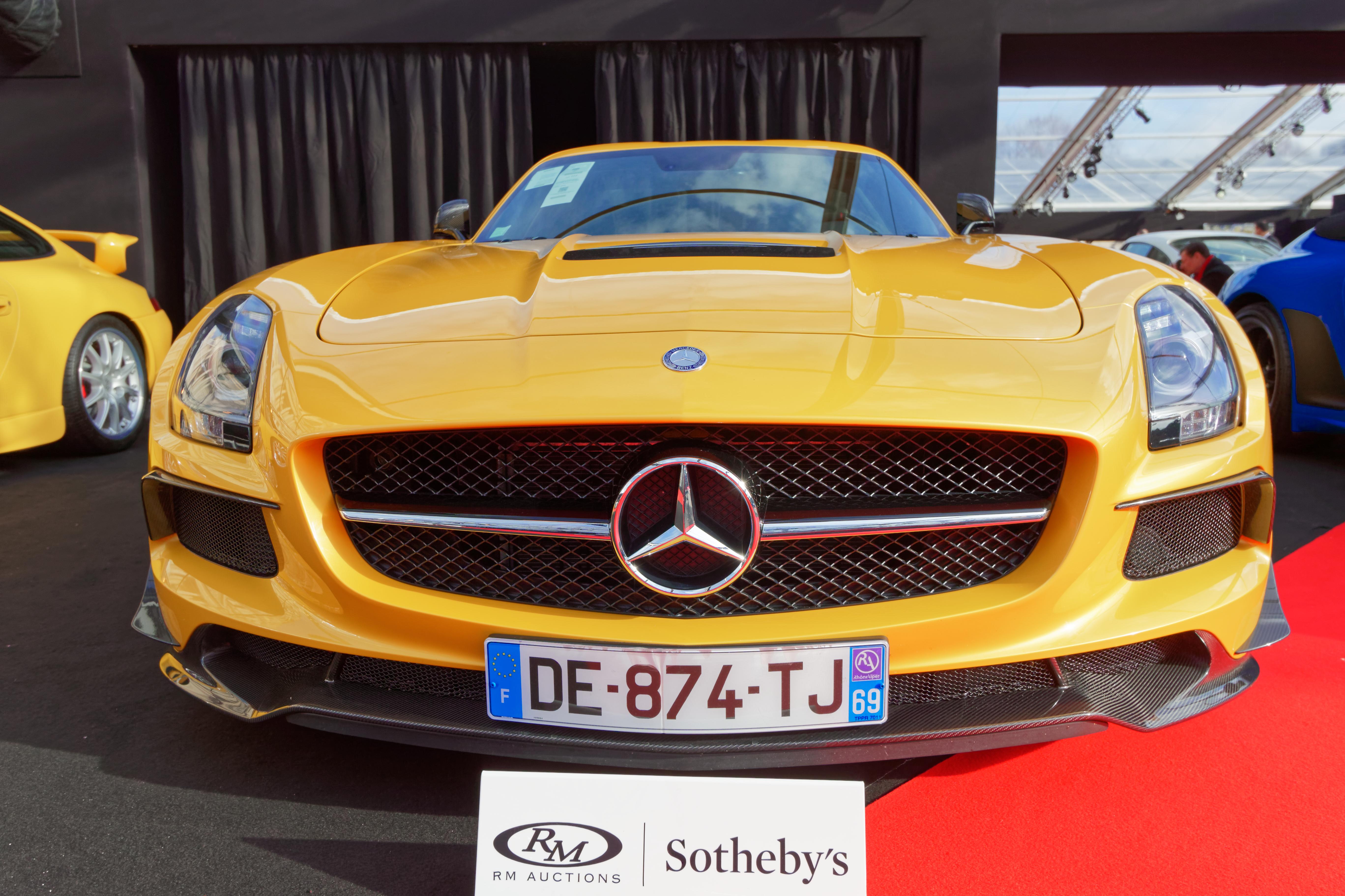 File Rm Sotheby S 2017 Mercedes Benz Sls Amg Black Series 002 Jpg