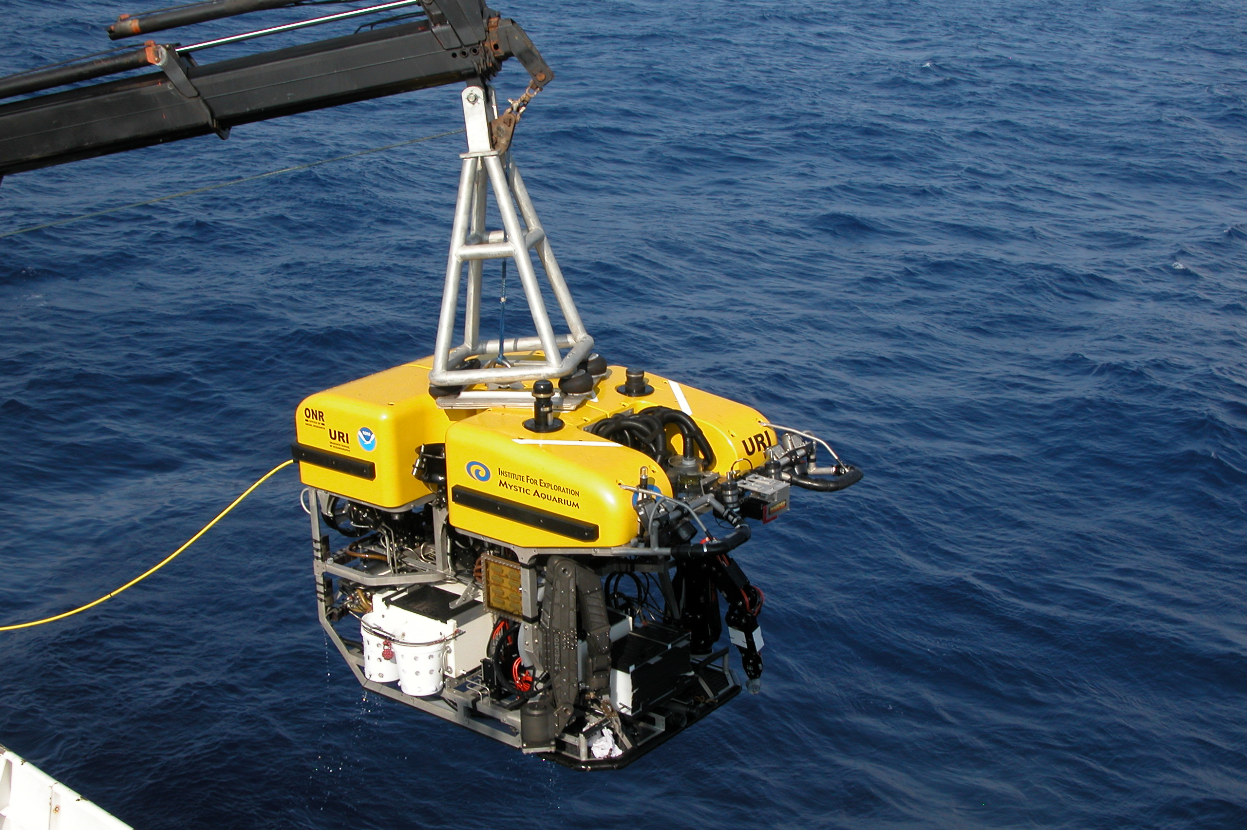 The Use of Remotely Operated Vehicles (ROVs) in Nuclear Decommissioning