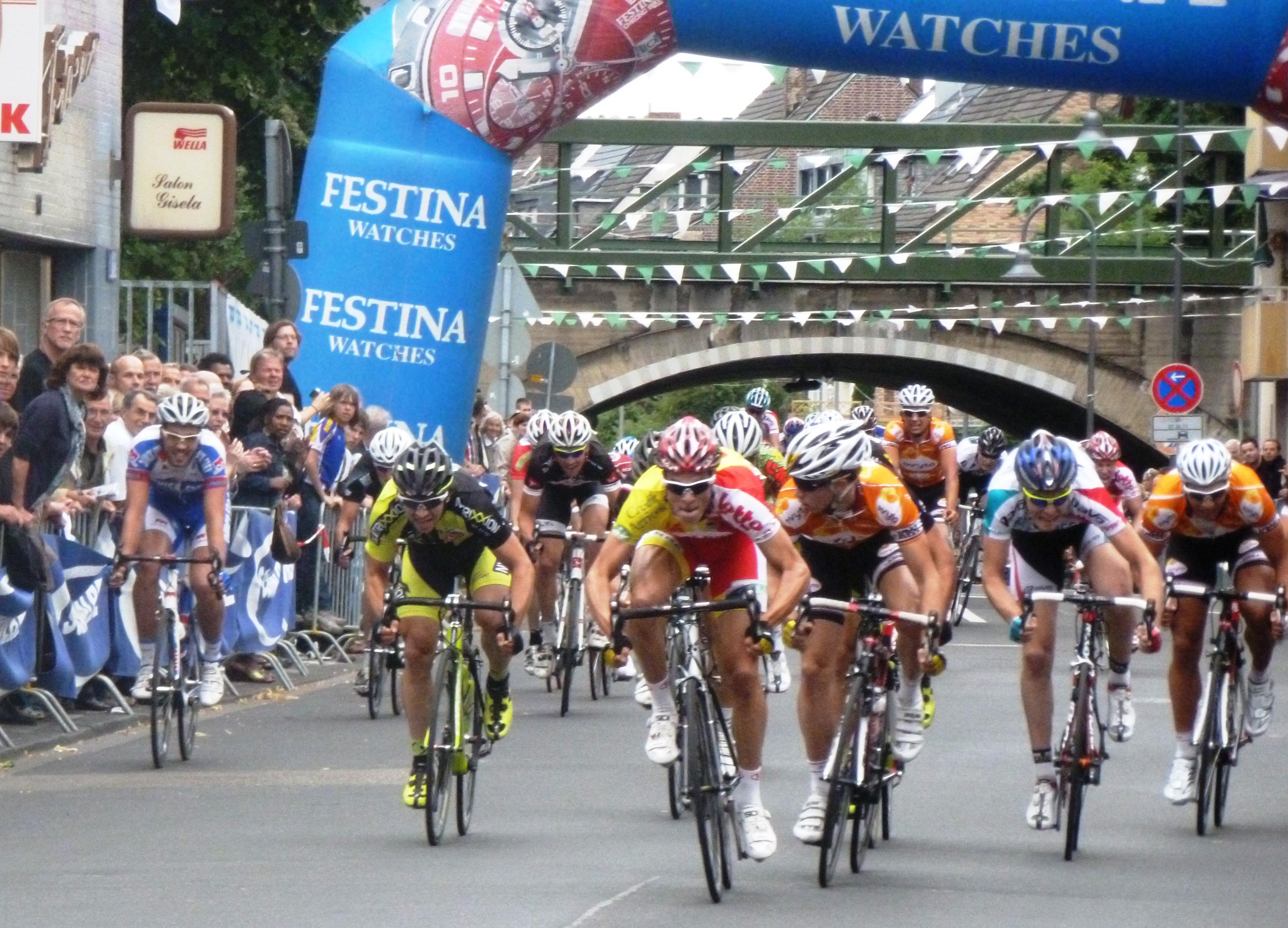 Radrennen Köln Longerich