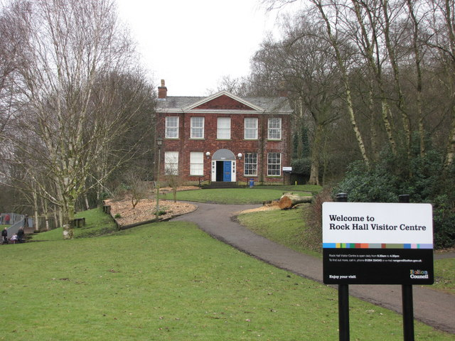 Rock Hall Visitor Centre - geograph.org.uk - 1168141