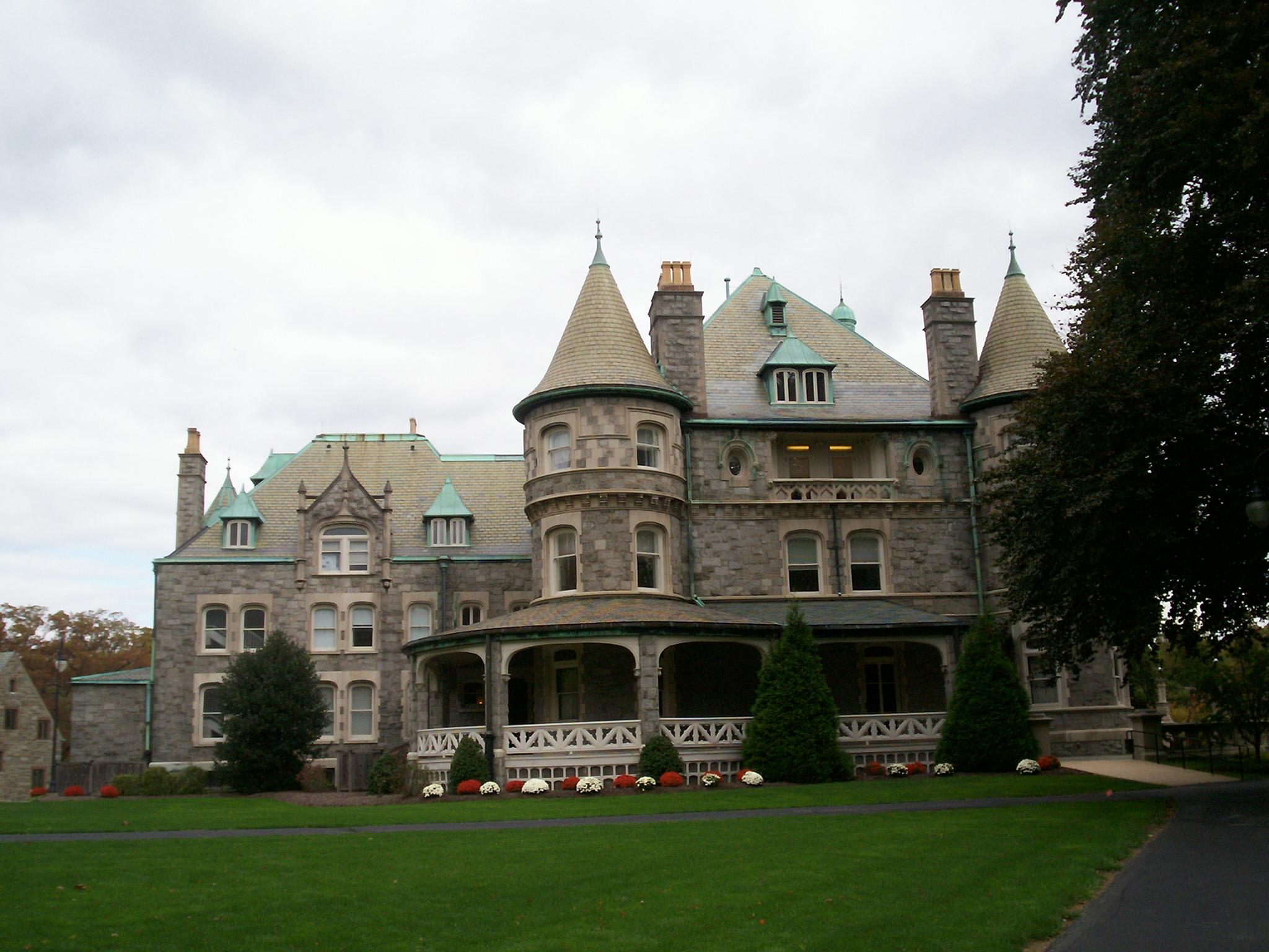 Rosemont College Campus Map.Joseph Sinnott Mansion Wikipedia