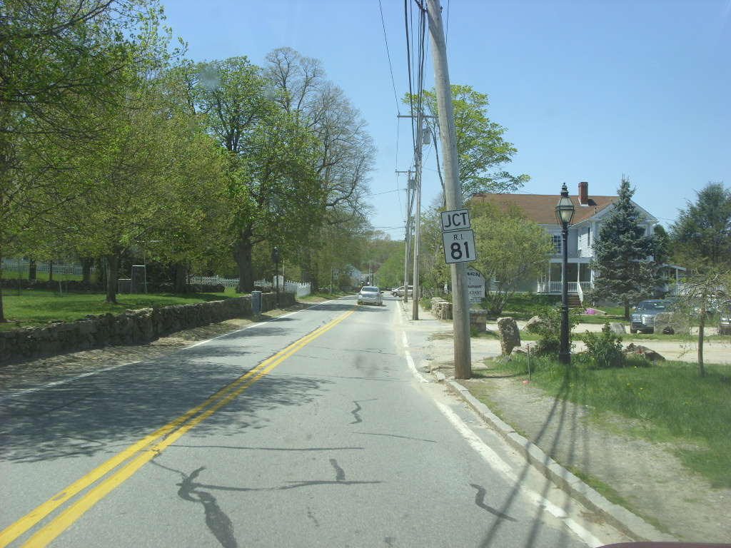 Rhode Island Miles Wide