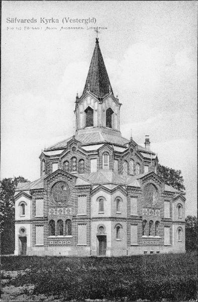 File:Svare kyrka - KMB - satisfaction-survey.net - Wikimedia