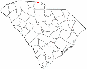 Clover, South Carolina Town in South Carolina, United States