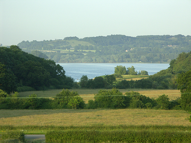 ST553599 From Kingshill Lane over Chew Valley Lake - geograph.org.uk - 67300