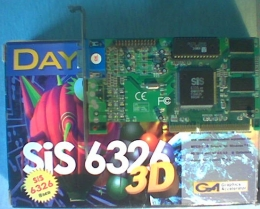 SIS 6326 AGP VGA DRIVERS DOWNLOAD FREE
