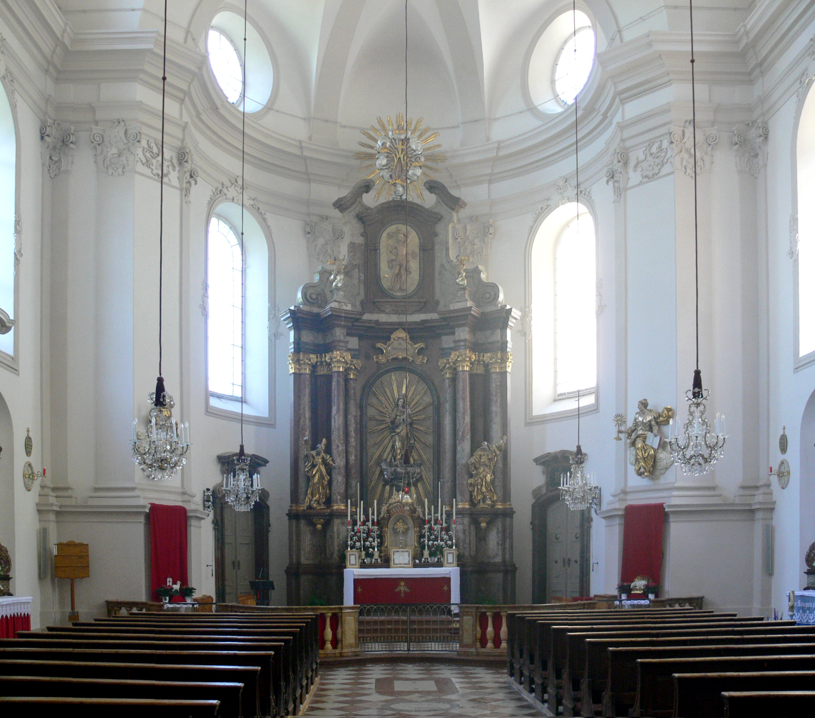 church salzburg austria hd - photo #29
