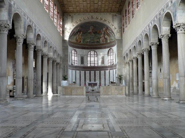 arquitectura paleocristiana viquip dia l 39 enciclop dia On arquitectura paleocristiana
