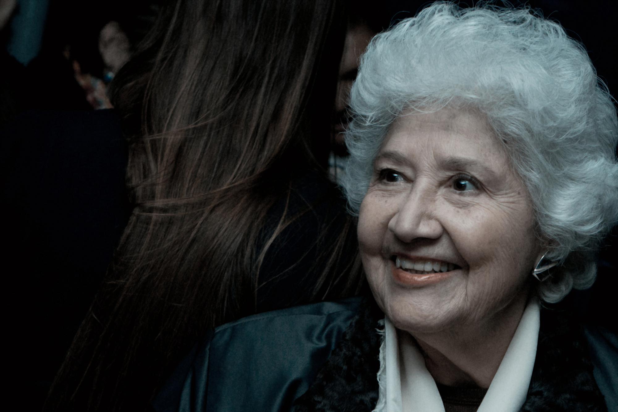Sara Facio in 2012