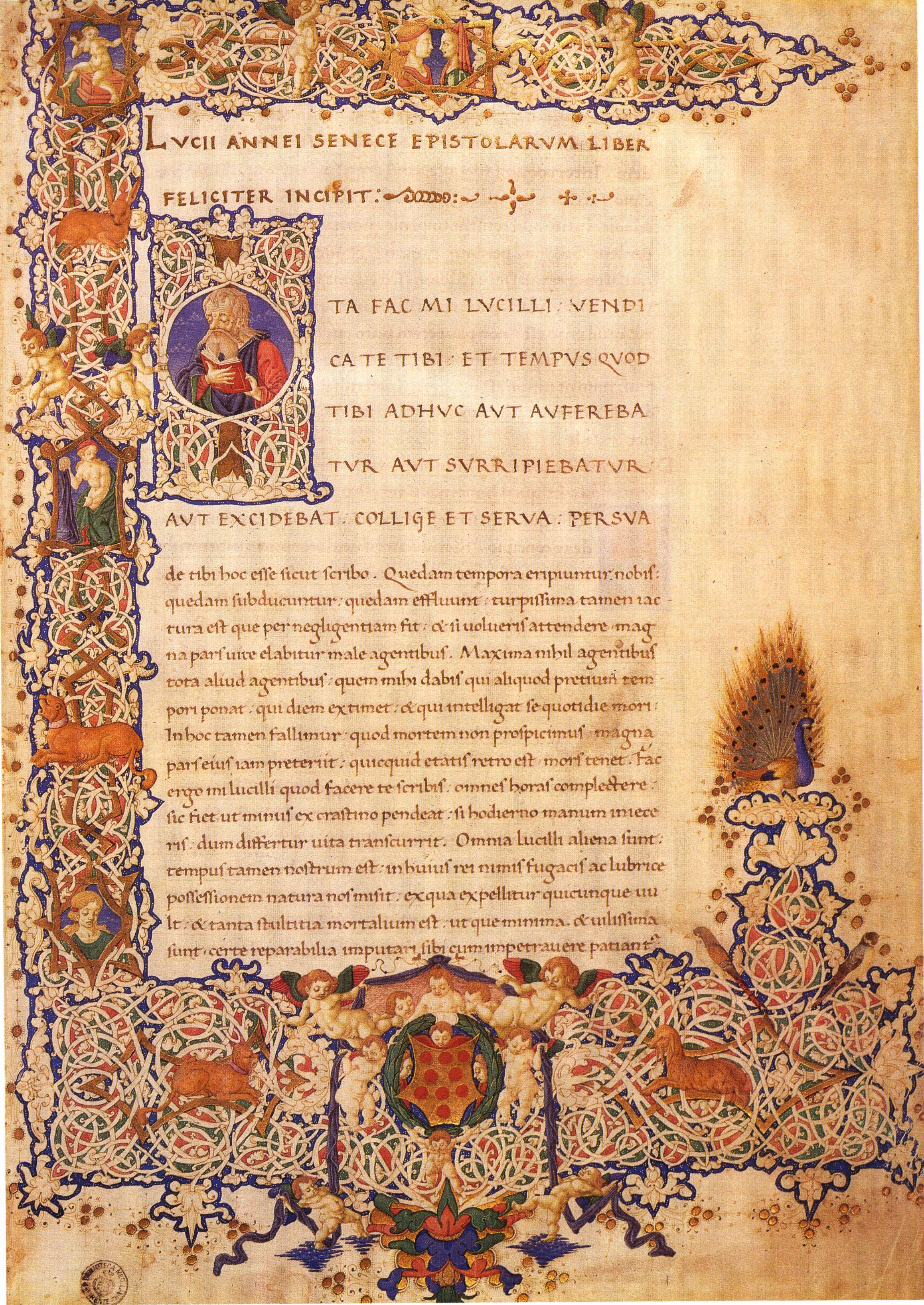 epistulae morales ad lucilium wikipedia