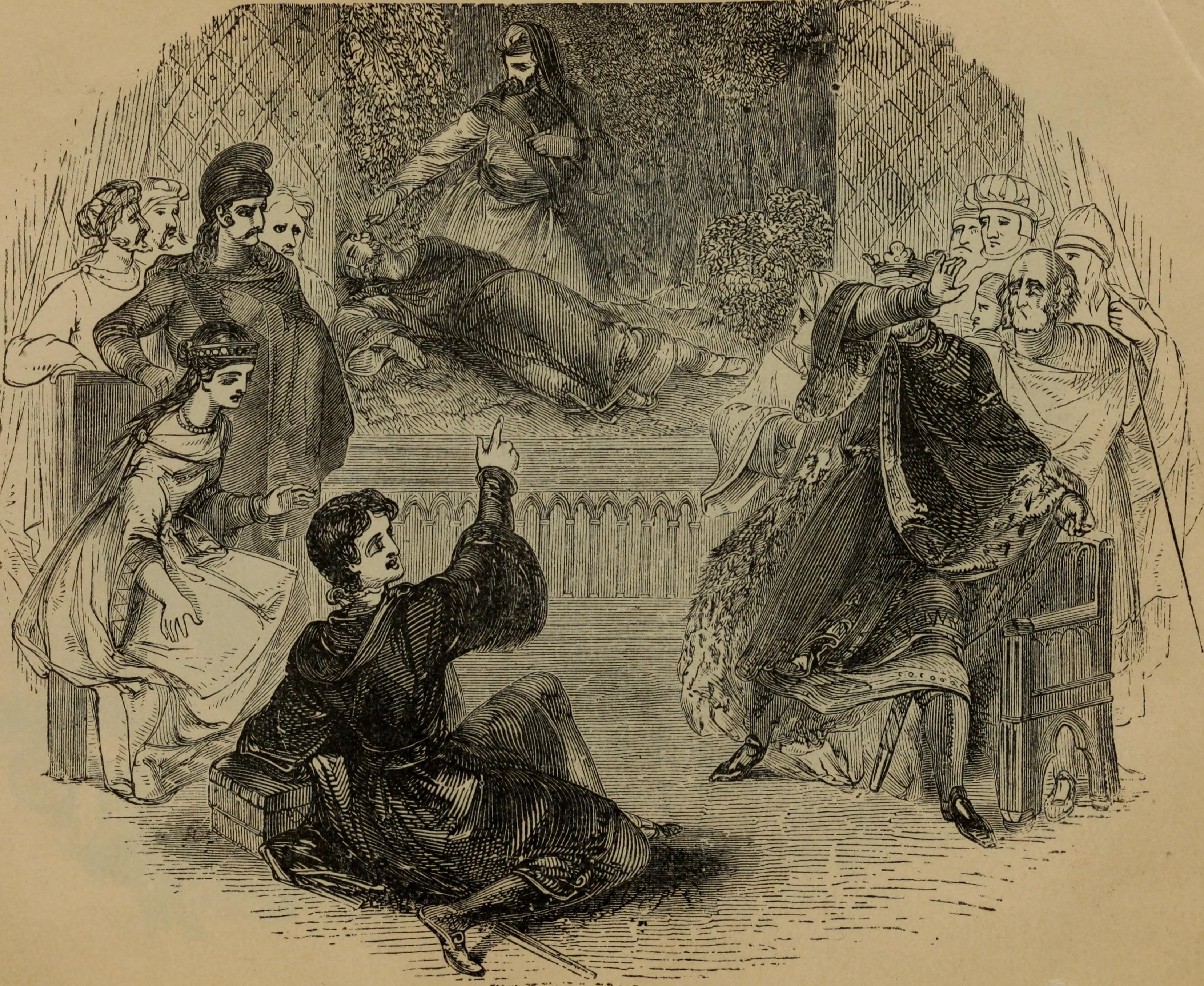Hamlet tragedy essay