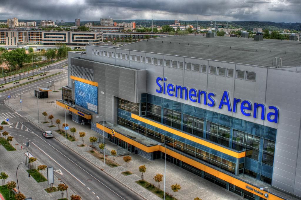 """Résultat de recherche d'images pour """"Siemens Arena"""""""