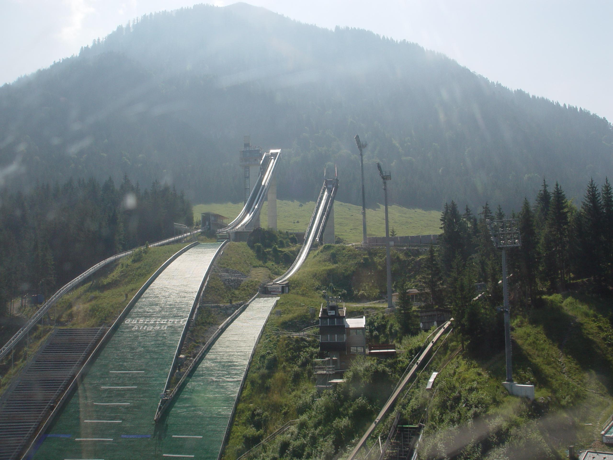 Schanzen Oberstdorf