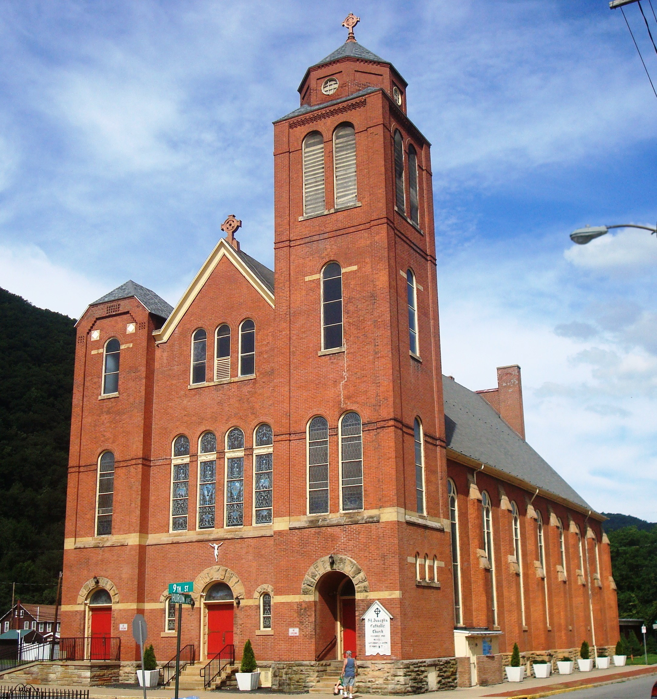 Wonderful Nearby Catholic Churches #1: St._Joseph%27s_Catholic_Church_Renovo.jpg