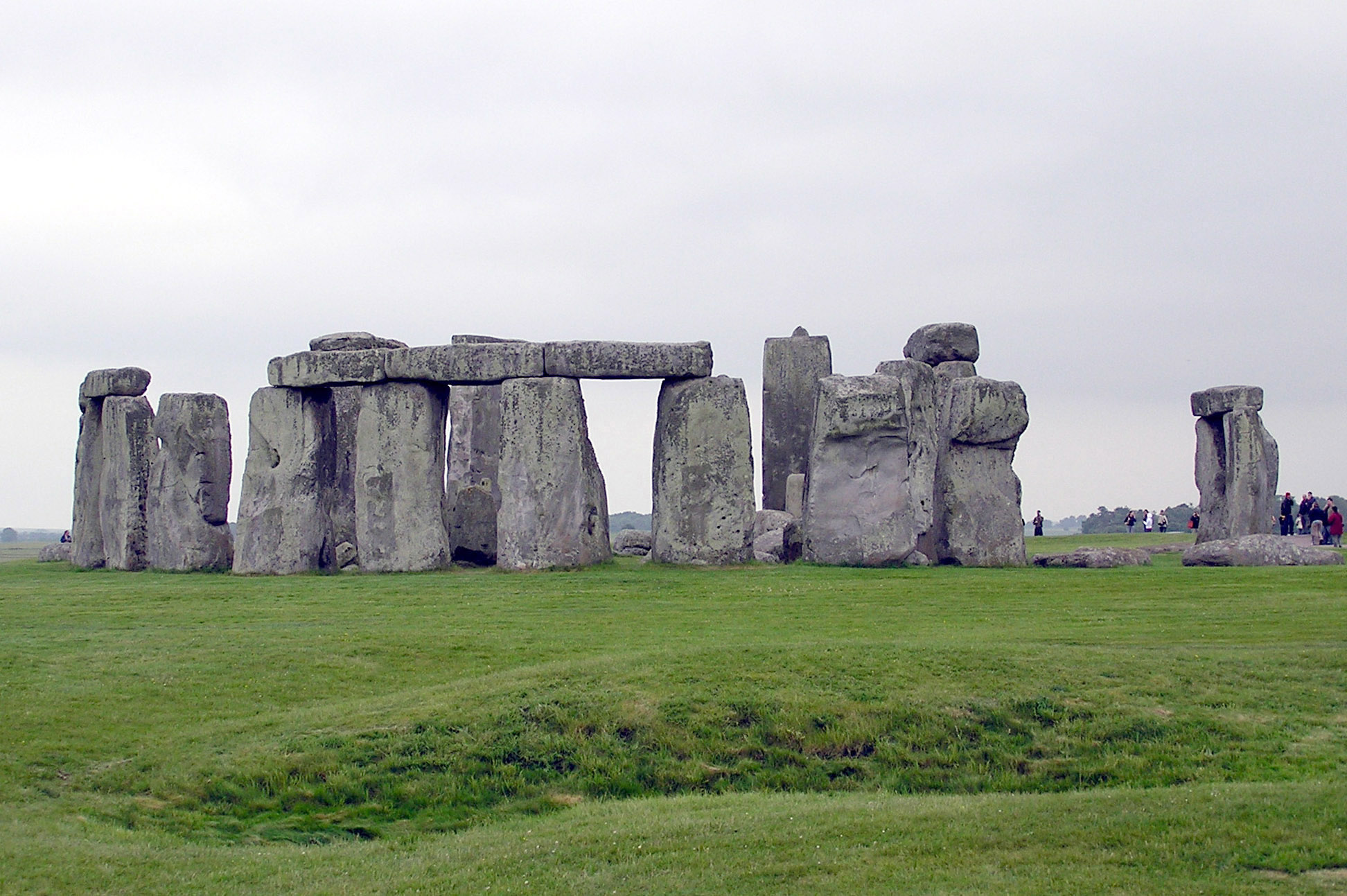 the historical past in stonehenge