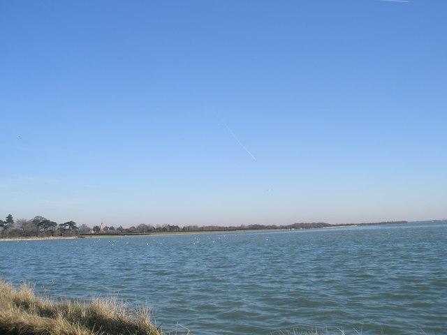 File:Stunning view from Langstone coastal path - geograph.org.uk - 690835.jpg
