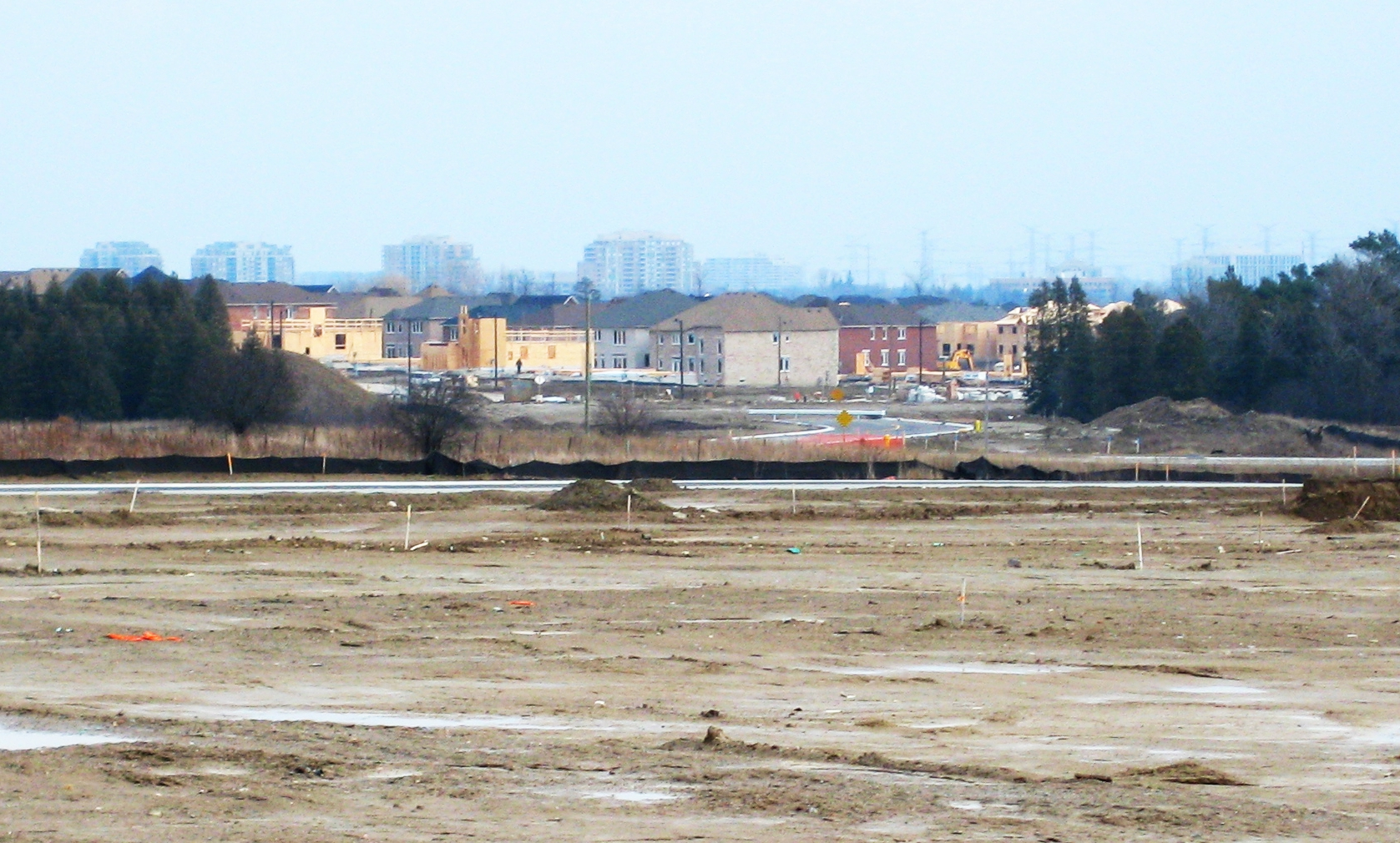 File:Suburban development and sprawl maple ontario dufferin ...