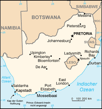 File Suedafrika Karte Png Wikimedia Commons