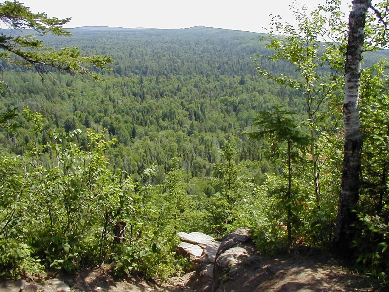 Superior Hiking Trail The Superior Hiking Trail