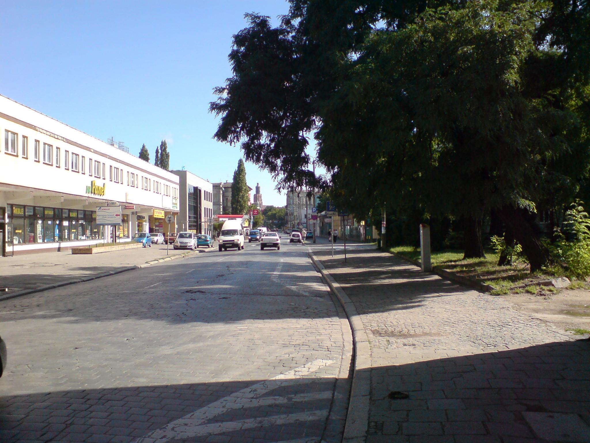 Ulica Tęczowa we Wrocławiu