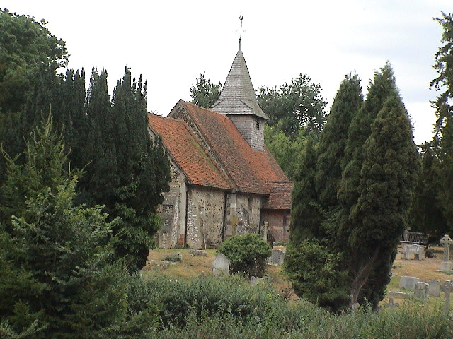 The Church of St.Nicholas - Pyrford - geograph.org.uk - 86143