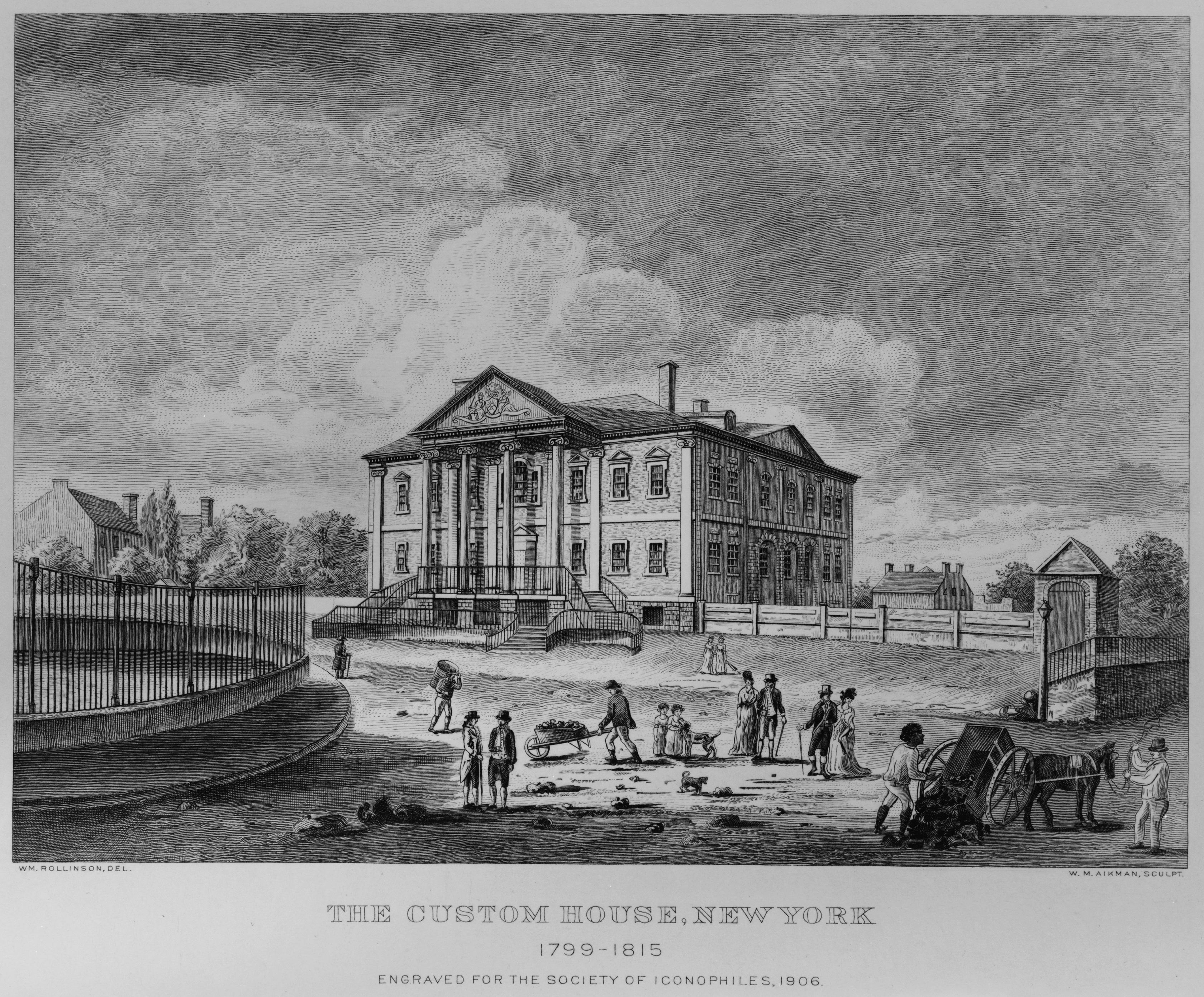 Old Custom House Rhode Island