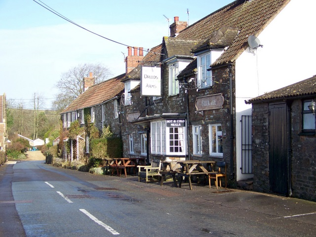 The Druids Arms, Stanton Drew - geograph.org.uk - 1670181