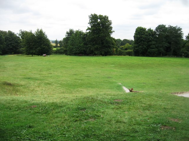The Games Area - geograph.org.uk - 1147601
