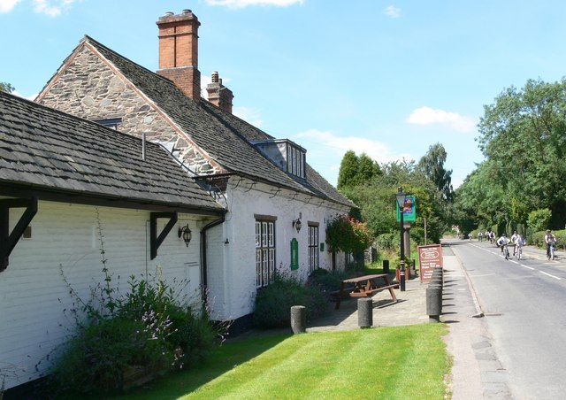 The Griffin Inn, Swithland - geograph.org.uk - 516202