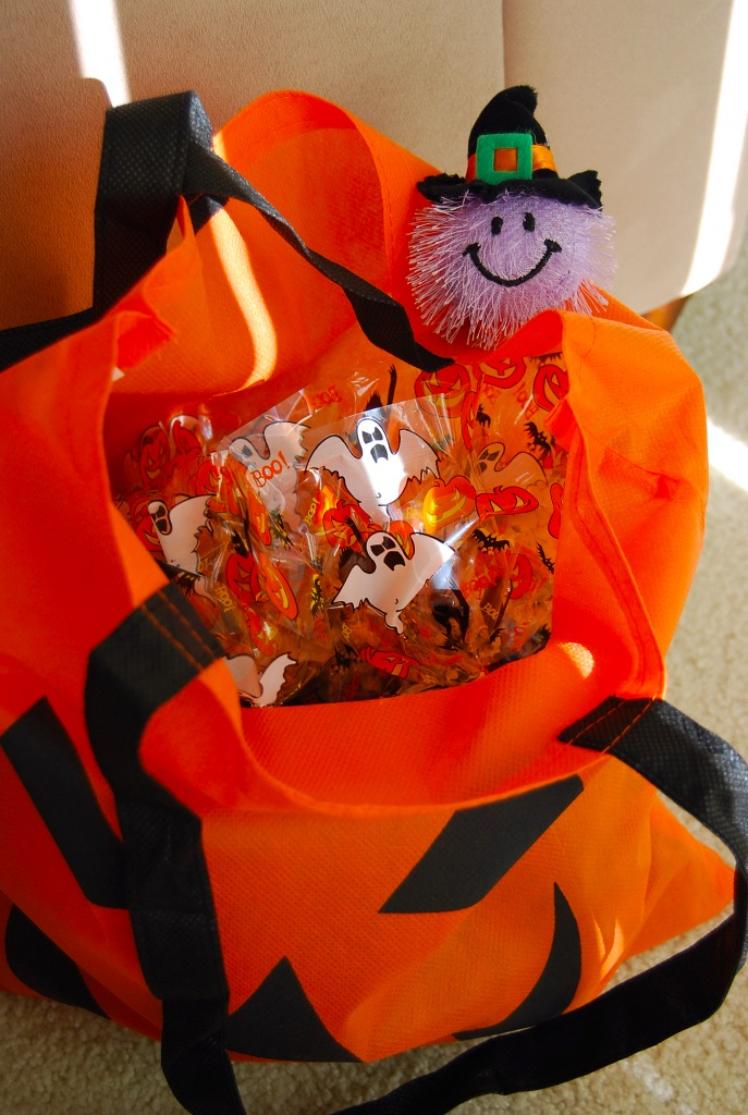 Image result for halloween bag of candy