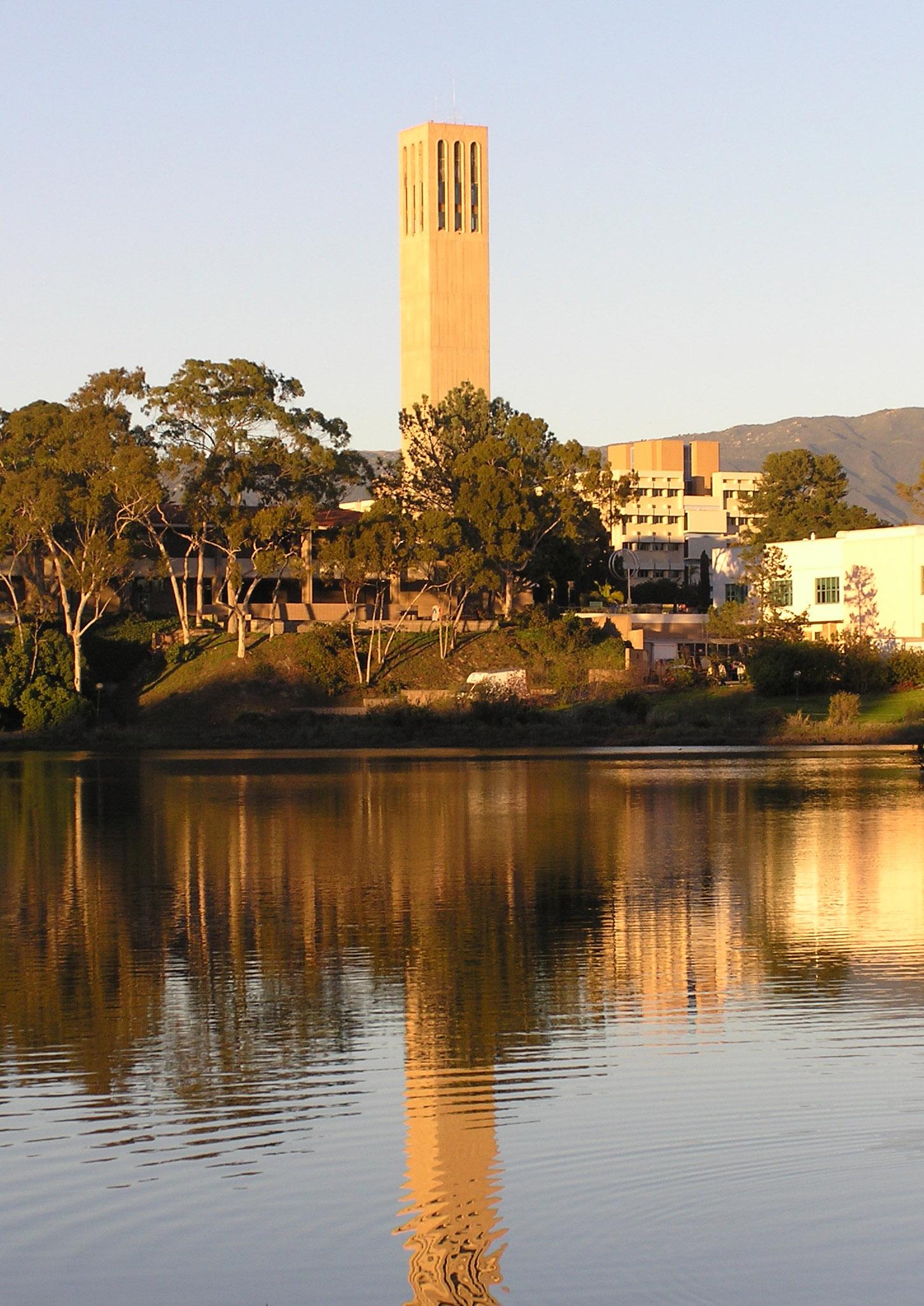 Santa Barbara Hotels >> Storke Tower, Santa Barbara | Roadtrippers