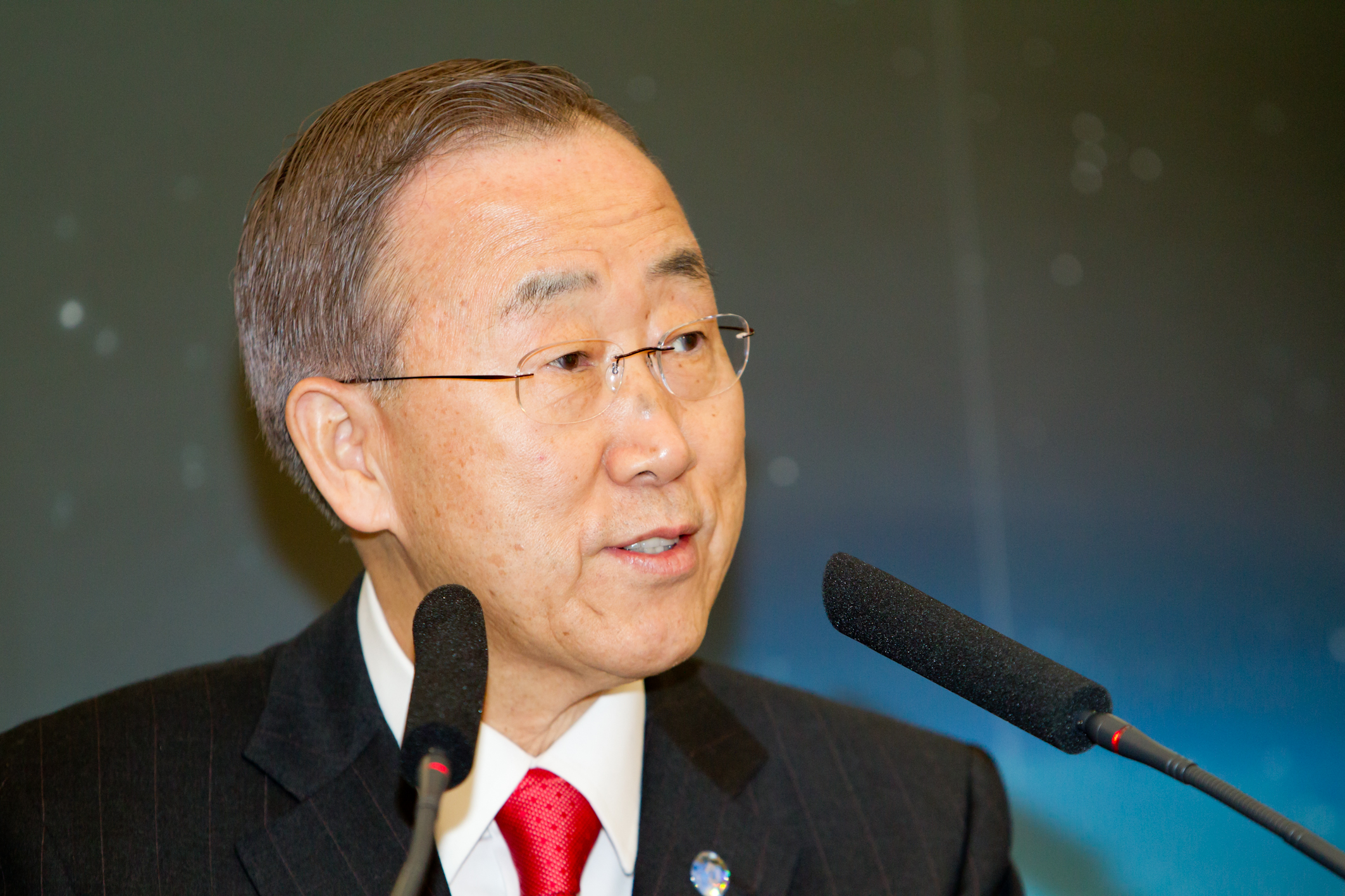 Former UN Secretary-General Ban Ki-moon Elected as Chair of the IOC Ethics Commission