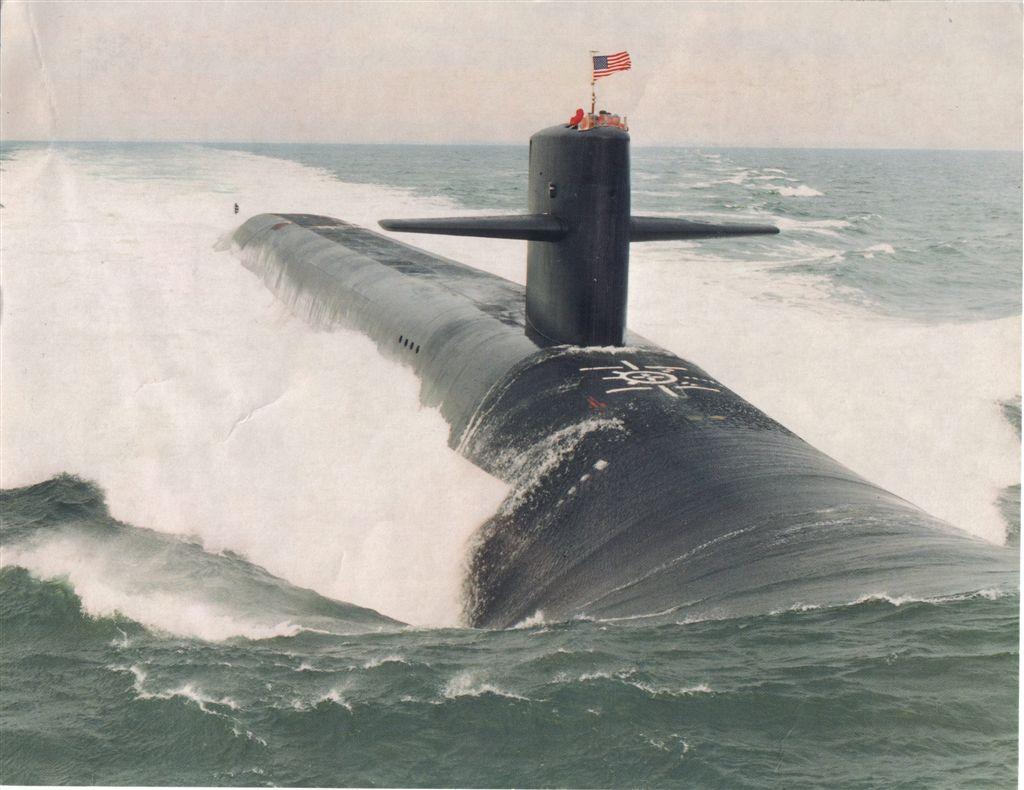 オハイオ級原子力潜水艦の画像 p1_35