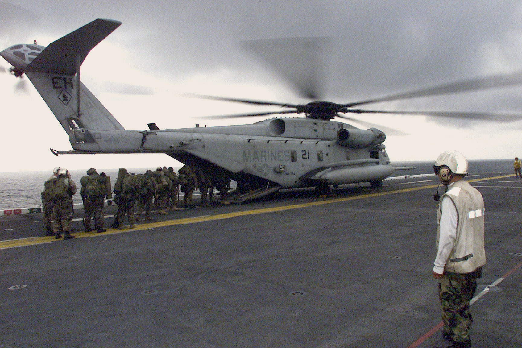 File:US Navy 030814-N-6204K-022 Marines from the 26th ...