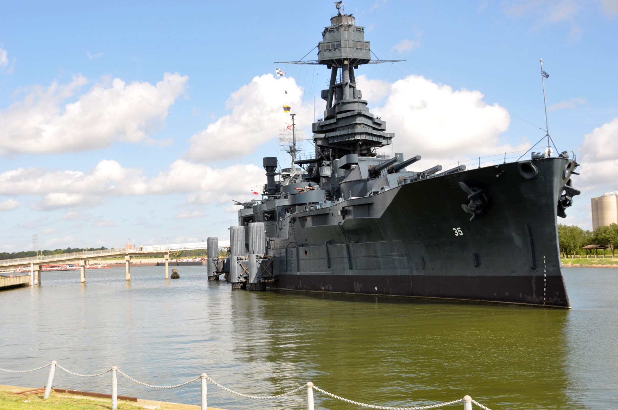 FileUS Navy NS The Museum Battleship USS Texas Is - Ship museums in us