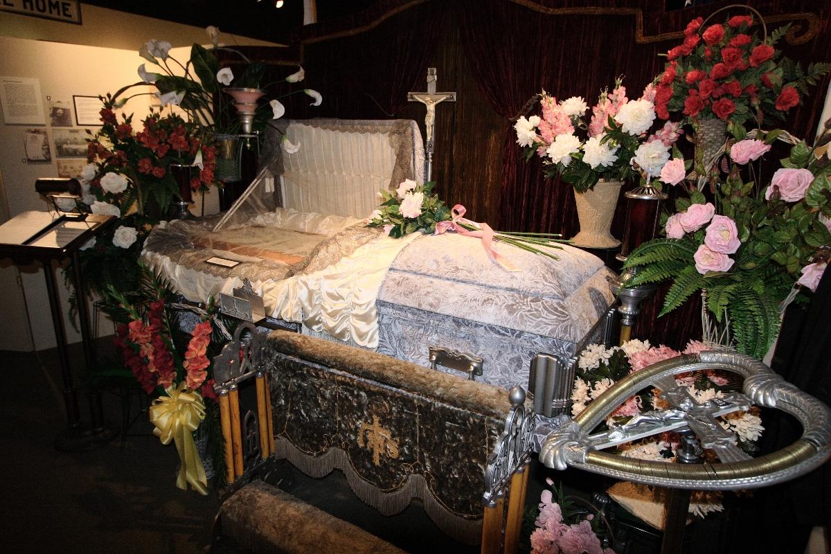 Morbid Anatomy A Funeral Museum At Deaths Door New