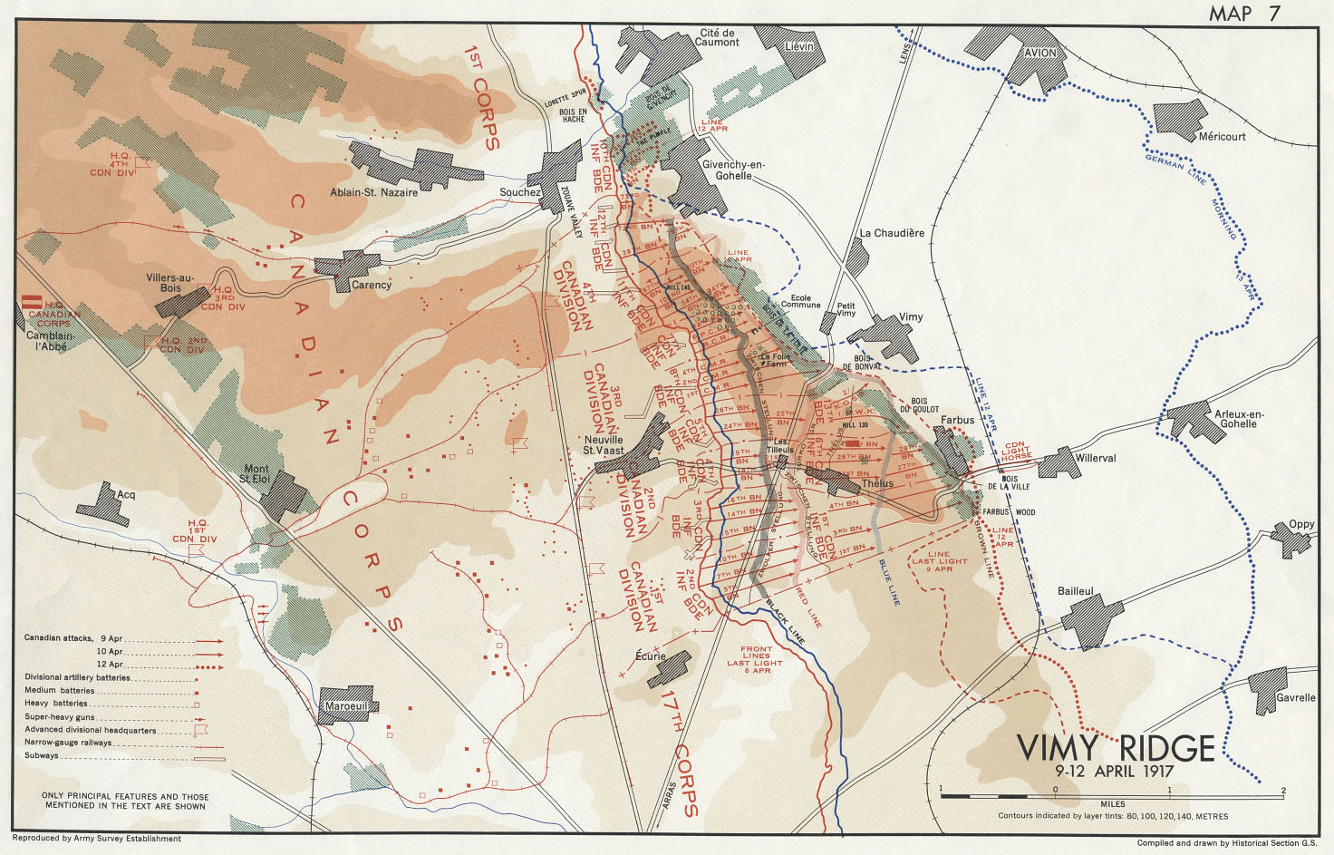 File:Vimy Ridge map-APRIL 9-April 12.jpg - Wikipedia, the free ...