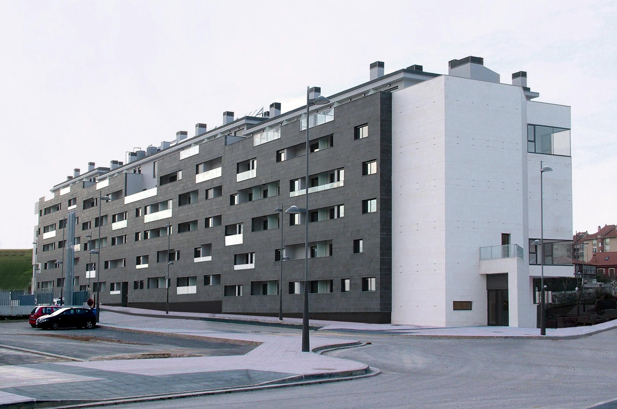 Vivienda de protecci n oficial wikipedia la - Fotos de viviendas ...