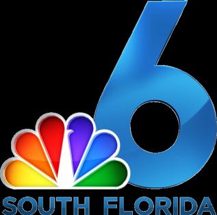 WTVJ NBC TV station in Miami