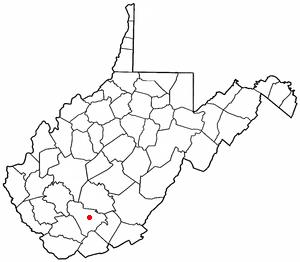 MacArthur, West Virginia Census-designated place in West Virginia, United States