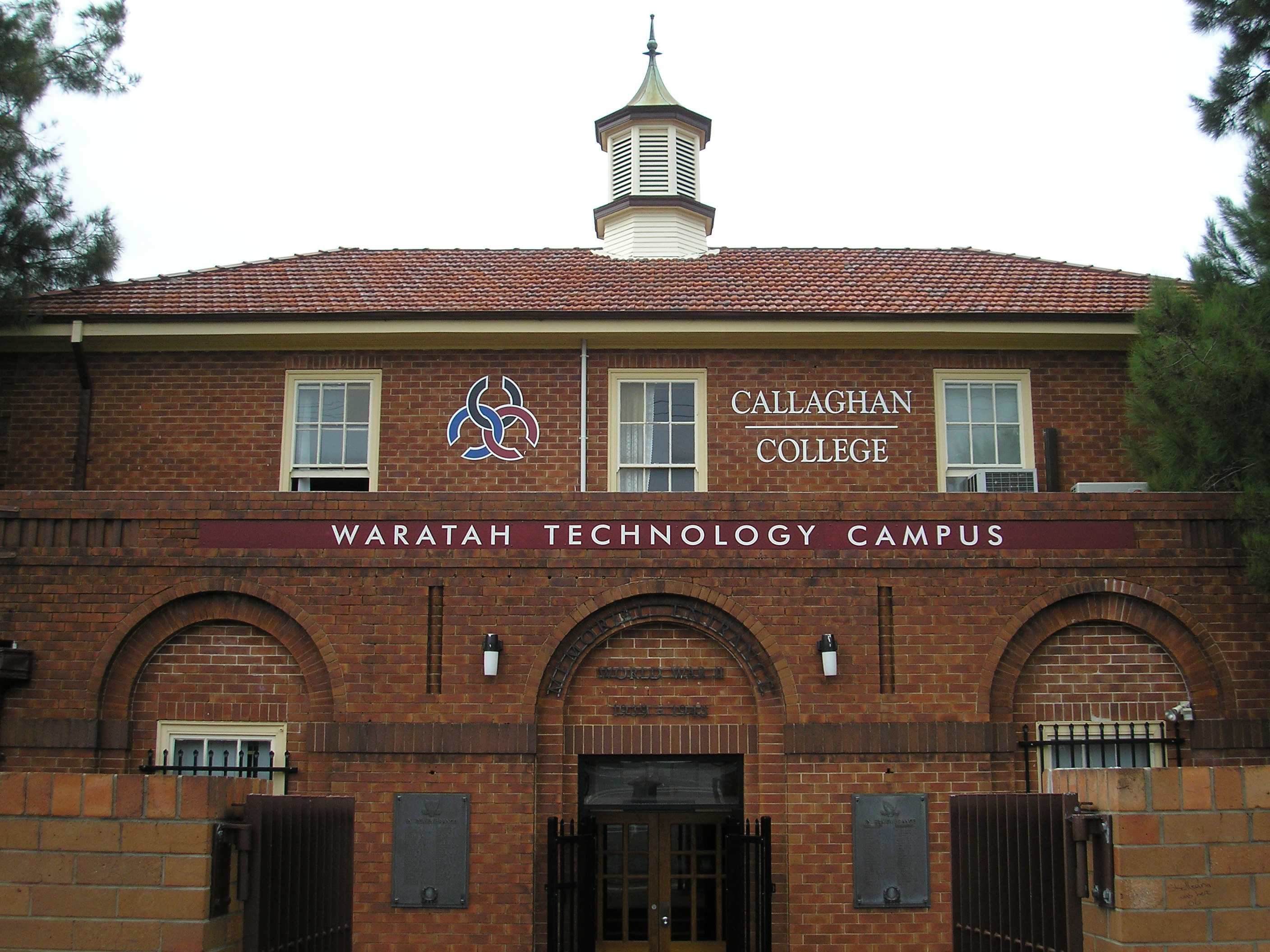 Callaghan College Waratah Technology Campus | Turton Road, Waratah, New South Wales 2298 | +61 2 4968 1939