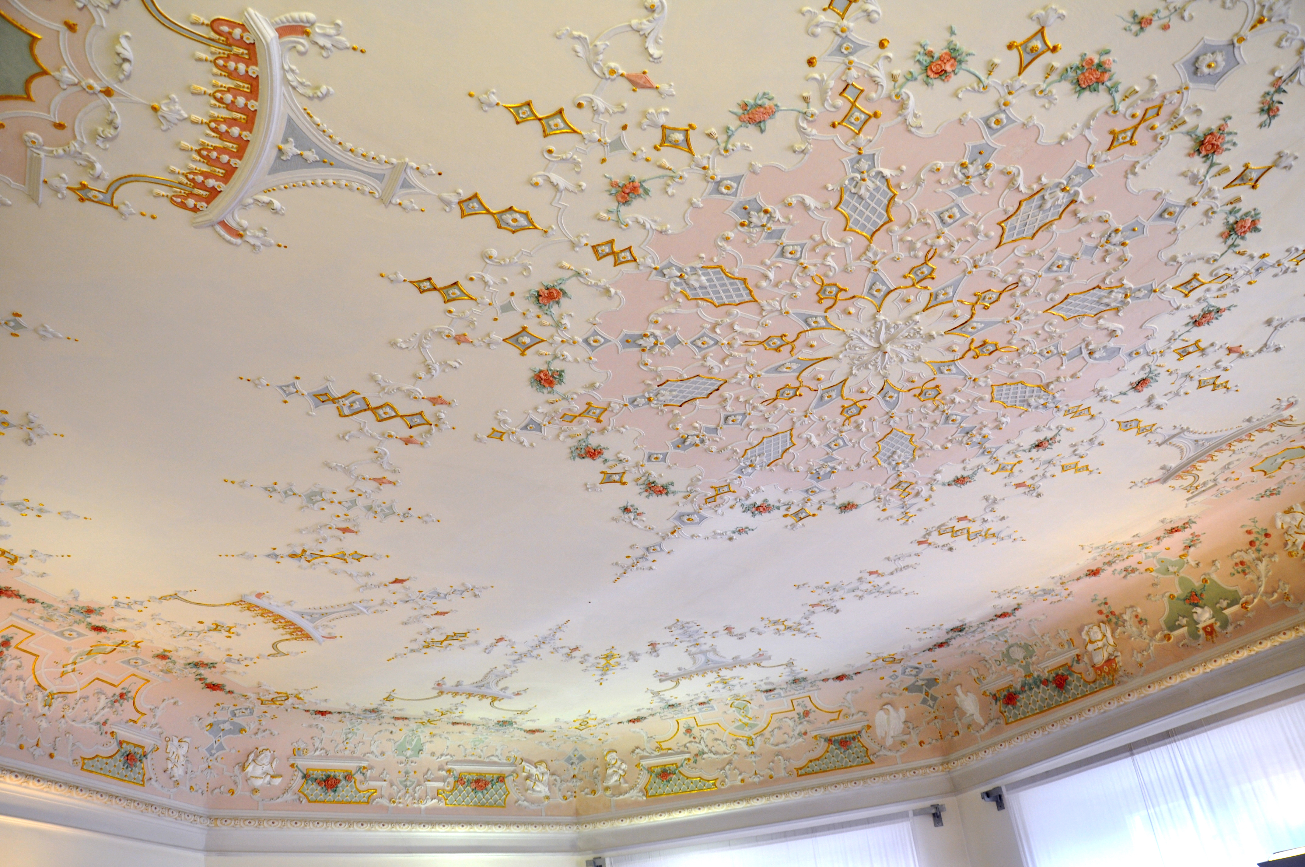 Le Decke file weingarten schlössle stucksaal decke jpg wikimedia commons